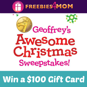 Sweeps Geoffrey's Awesome Christmas