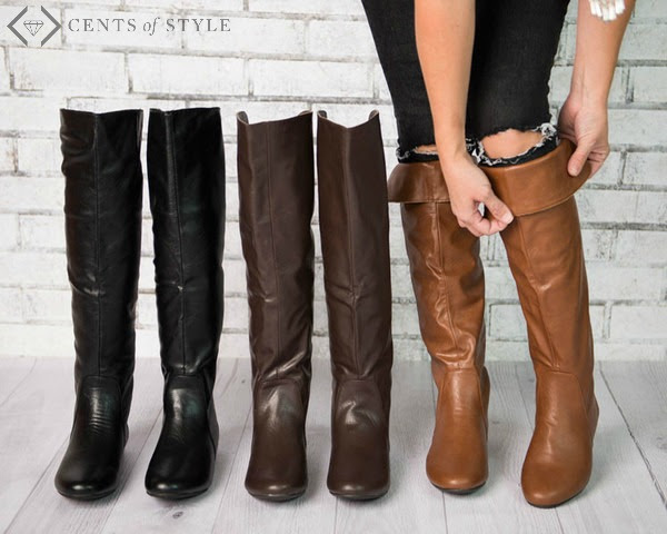 30% off Boots at Cents of Style