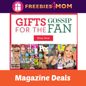 Magazine Gifts For Gossip Fans