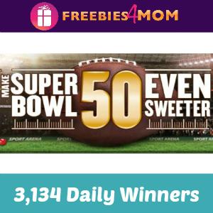 Sweeps Make Super Bowl 50 Even Sweeter