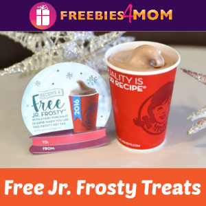 Wendy's Free Jr. Frosty Key Tag Program