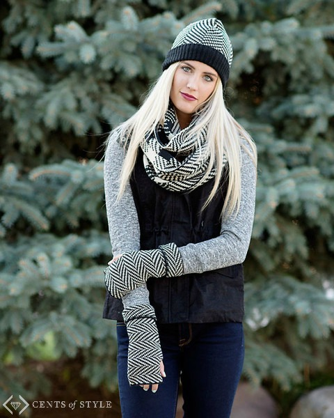 Hat, Scarf & Glove Sets $15.95-$19.95
