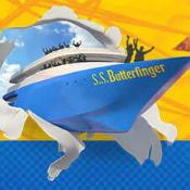 Butterfinger Super Boat Golden Gate Tailgate