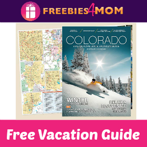 Free Colorado State Vacation Guide