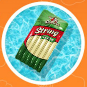 Frigo Cheese Heads Take a String Break