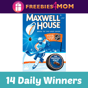 Sweeps Maxwell House Ultimate Hockey Fan