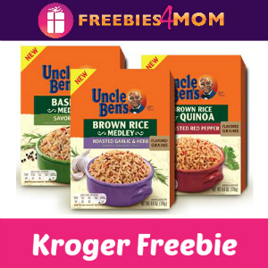 Free Uncle Ben's Flavored Grains at Kroger