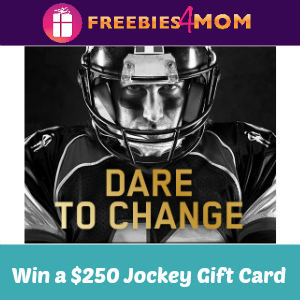 Sweeps Jockey Dare to Change