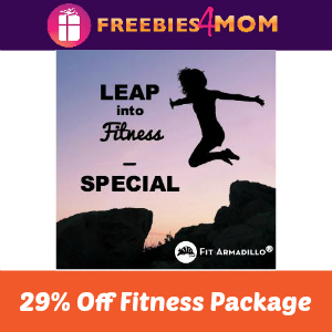 29% Off Fitness & Nutrition Package