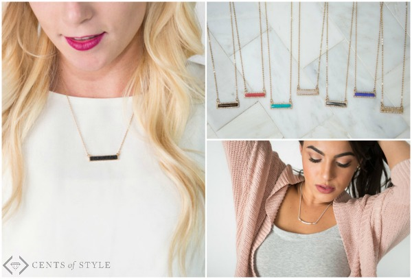 50% Off Bar Necklaces