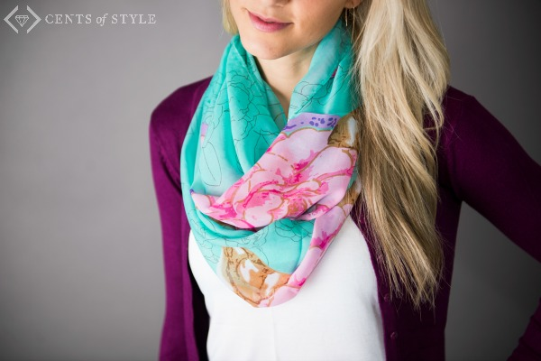 Spring Lightweight Scarves 2 for $8.99