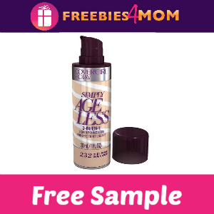 Free Sample Covergirl + Olay Liquid Foundation