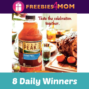 Sweeps Gold Peak Spring Promotion