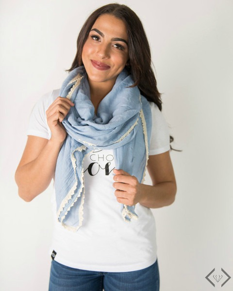 50% Off Spring Scarves Collection
