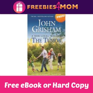 Free John Grisham eBook or Hard Copy