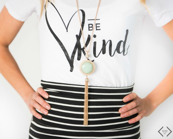 $12.95 Striped Maxi Skirt