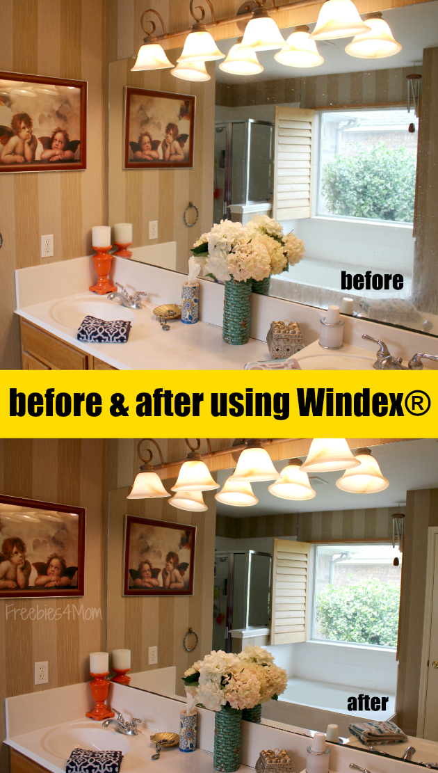 how to clean microfiber with windex