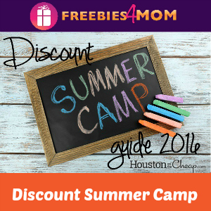 Discount Summer Camps in Houston