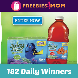 Sweeps Juicy Juice Finding Dory