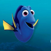 Juicy Juice Finding Dory