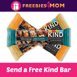 Send a Free Kind Bar