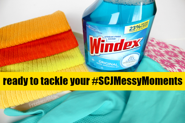 Spring Cleaning with Windex® Brand from Walmart