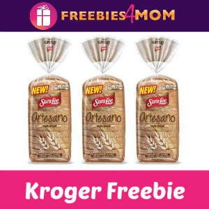 Free Sara Lee Artesano Bread at Kroger