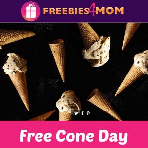 Free Haagen-Dazs Cone May 10