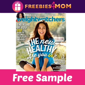 Free Weight Watchers Magazine (1 year)
