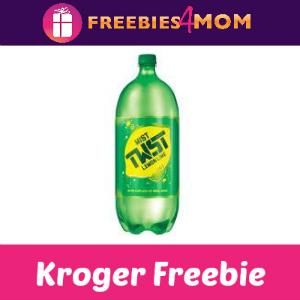 Free 2L Mist TWST Soda at Kroger