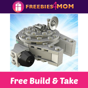 Free Star Wars Lego Build at Toys R Us May 7