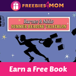 Barnes & Noble Summer Reading Triathlon