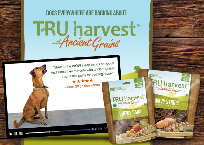TRU Harvest with Ancient Grains at Walmart