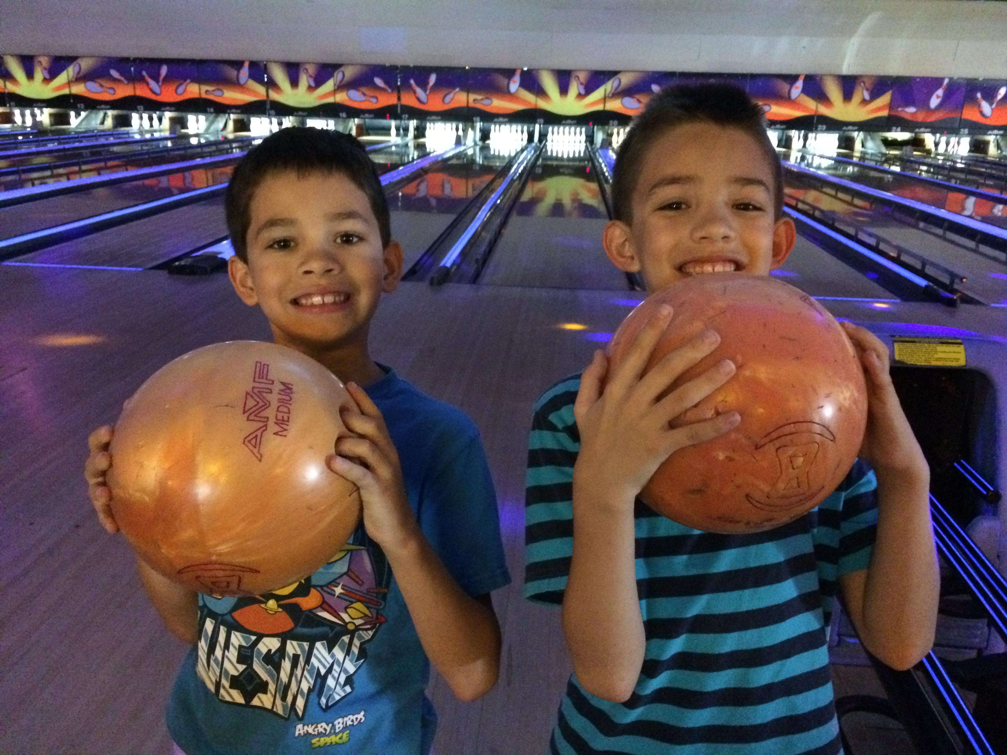 Kids Bowling