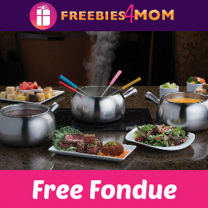 Free Fondue at The Melting Pot for Straight A's