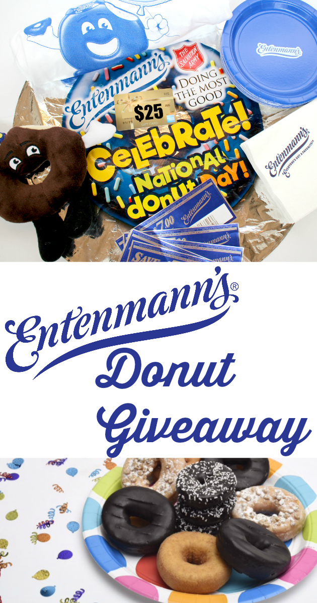 Entenmann's Donuts Giveaway