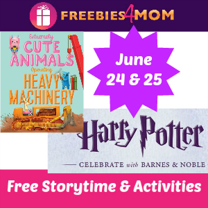 Harry Potter Event & More at Barnes & Noble