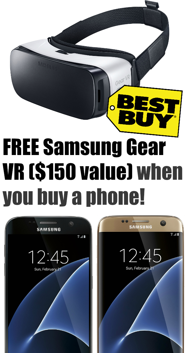 Samsung VR Bundle for Father's Day