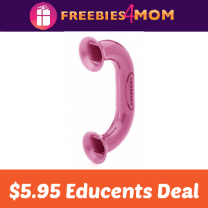 $5.95 Auditory Feedback Reading Phone