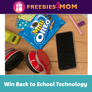 Sweeps Nabisco Back to School Hot Spot