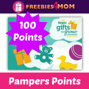 100 Pampers Points