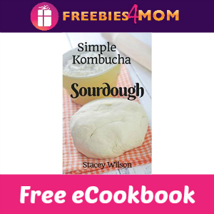 Free eCookbook: Simple Kombucha Sourdough