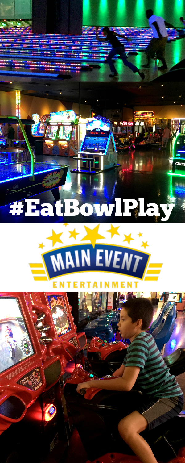 Head For Fun to Main Event: Fave Place to #EatBowlPlay