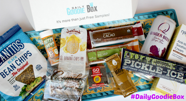 Get Freebies from Daily Goodie Box