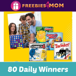 Sweeps Chiquita Family Fun (80 Daily Winners)