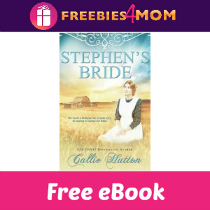 Free eBook: Stephen's Bride ($2.99 Value)