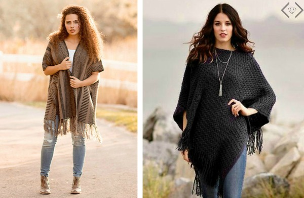 50% Off Scarves, Wraps & Ponchos (Start at $5)