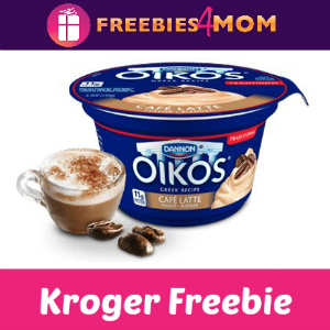 Free Dannon Oikos at Kroger