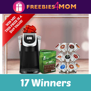 Sweeps Keurig Brew Up Joy (ends Nov. 25)