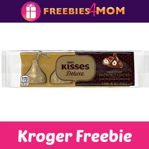 Free Hershey's Kisses Deluxe at Kroger